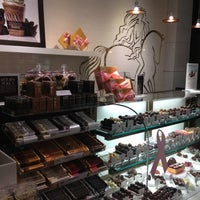 Photo taken at Godiva Chocolatier by Kenneth P. on 10/20/2012