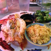 Photo taken at Crabby Bill's Clearwater Beach by Theresa P. on 7/31/2013
