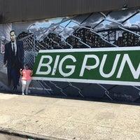 Photo taken at Big Pun Memorial Mural by Missymix on 5/17/2017