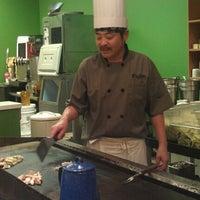 Photo taken at Fuji Teppanyaki Restaurant by Brian L. on 9/26/2012
