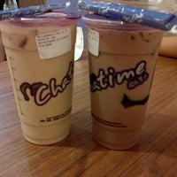 Photo taken at Chatime by Cherine S. on 1/27/2013
