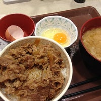 Photo taken at すき家 新横浜店 by Kawahata O. on 4/2/2013