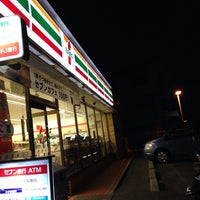 Photo taken at 7-Eleven by Kawahata O. on 3/6/2014