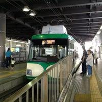 Photo taken at Keio Shimo-takaido Station (KO07) by Kawahata O. on 6/18/2013