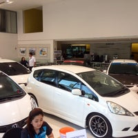 Photo taken at Honda Cars Global City by Den N. on 7/5/2014