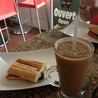 Photo taken at Caffè Grazie Mille by Ari T. on 7/28/2013