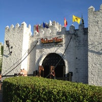 Photo taken at Medieval Times Dinner & Tournament by Stephen W. on 5/27/2013