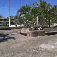 Photo taken at Parque Hidalgo by Joe R. on 2/2/2013