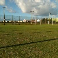 Photo taken at Campo De Futebol - Iberostar Bahia by Brenno O. on 7/4/2013