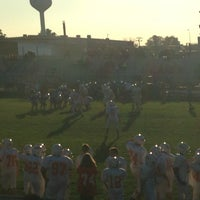 Photo taken at Tipton High School by ☀️Stacy M. on 10/1/2013