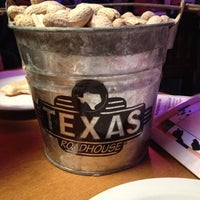 Photo taken at Texas Roadhouse by Diane C. on 12/7/2012
