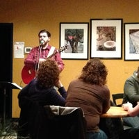 Photo taken at Solid Rock Cafe and Books by Diane C. on 1/13/2013
