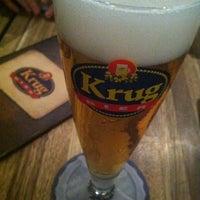Foto tirada no(a) Krug Bier por Luisa T. em 2/20/2013