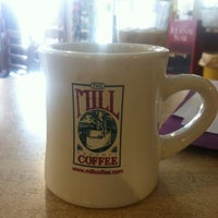 Photo taken at The Mill Coffee & Tea by Ellis M. on 5/22/2013