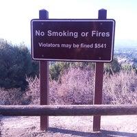 Photo taken at Topanga Canyon Lookout by Joshua N. on 7/29/2013