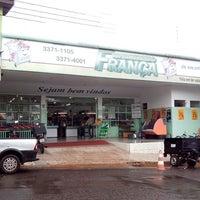 Photo taken at Supermercados França by Guilherme X. on 9/23/2013