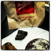 Photo taken at Mrs. Field's Cookies by Rey Kennedy O. on 1/22/2013