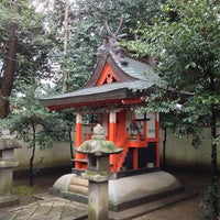 Photo taken at 春日神社(戒重) by K.Watch on 2/27/2013