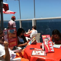Photo taken at Ruby's Diner by Irma B. on 7/22/2013