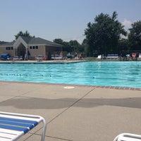 Photo taken at Burbage Grant Pool by Renee C. on 6/17/2014