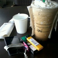 Photo taken at Starbucks Coffee by Erizza B. on 11/15/2012