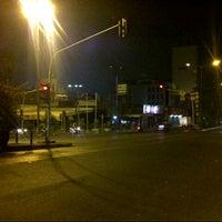 Photo taken at Lampu merah relasi by Robby M. on 10/24/2012