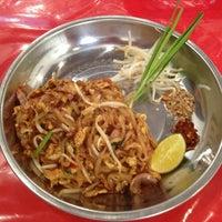 Photo taken at Sanook Thai Cafe by Simon W. on 4/4/2014