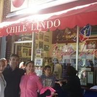 Photo taken at Chile Lindo Empanadas by Antonino B. on 6/7/2014
