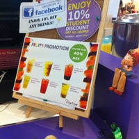 Photo taken at Chatime by Jennie S. on 12/29/2012
