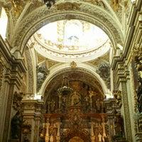 Foto tomada en Basílica Ntra. Sra de las Angustias por Mari M. el 1/5/2013