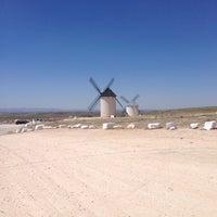 Photo taken at Sierra de los Molinos by Jose Z. on 5/12/2014