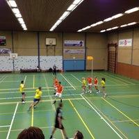 Photo taken at Sportcentrum Blokweer by Bart v. on 11/30/2013