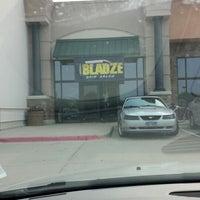 Photo taken at BLADZE by Donovan L. on 9/13/2013