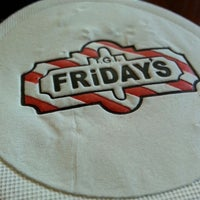 Photo taken at TGI Fridays by Russell S. on 4/7/2013