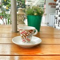 Photo taken at Coffee Tea or Me by AJ on 10/3/2014