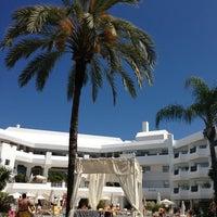 Photo taken at Hotel Iberostar Coral Beach by Ilya B. on 6/9/2013