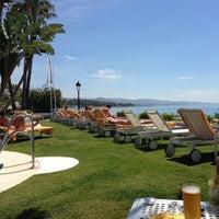 Photo taken at Hotel Iberostar Coral Beach by Ilya B. on 6/11/2013
