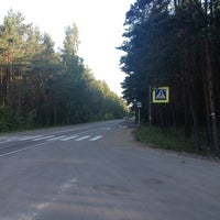 Photo taken at Остановка 485 автобуса by Alexey S. on 7/14/2014