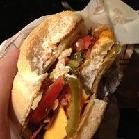 Снимок сделан в Burger King пользователем Анастасия П. 7/7/2013