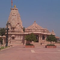 Photo taken at koteshwar temple by Shaleen S. on 3/16/2014