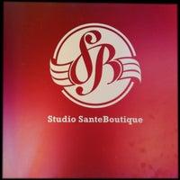Photo taken at Studio SanteBoutique by Filippo on 7/18/2013