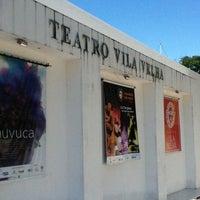Photo taken at Teatro Vila Velha by Daniel P. on 1/17/2013