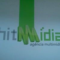 Foto tirada no(a) Hitmídia por Daniel P. em 9/24/2012