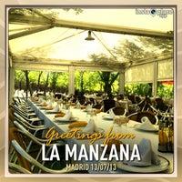 รูปภาพถ่ายที่ La Manzana โดย ASanRoman -. เมื่อ 7/13/2013
