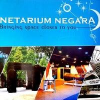 Photo taken at National Planetarium (Planetarium Negara) by Jadey H. on 7/26/2013