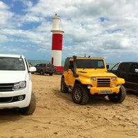 Photo taken at Porto De Galinhos by danielle c. on 9/8/2013