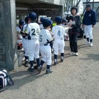 Photo taken at 栗山町立栗山小学校 by Hiroyuki K. on 5/3/2015