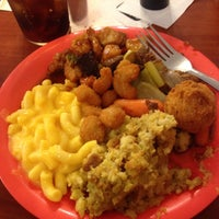 ... Photo taken at Golden Corral by Laura A. on 11/21/2014