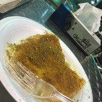 Photo taken at كنافة حبيبه by MeOp on 12/2/2017