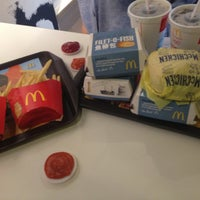 Photo taken at McDonald's by Lita C. on 1/24/2013